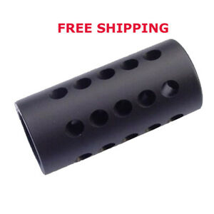DIP-Muzzle-Control-Compensator-860-034-1-2x28-TPI-for-Ruger-22LR-22WMR-17HMR-Rifle