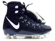 brand new 9796d 85020 Nike Force Savage Elite TD Football Cleats Size 11.5 Mens High Top Black  White
