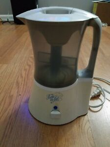 Froth Au Lait Hot Milk Frother Frothing Machine White ...