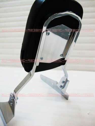 Backrest Sissy Bar for Yamaha RoadStar Warrior XV1700 PC PCM 02-10 m8#F