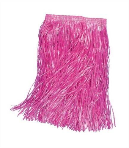 Hula Fancy Dress Hawaiian Grass Skirts All Sizes inc Plus Size XL /& 3 Lengths