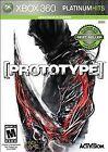 Prototype -- Platinum Hits (Microsoft Xbox 360, 2010)