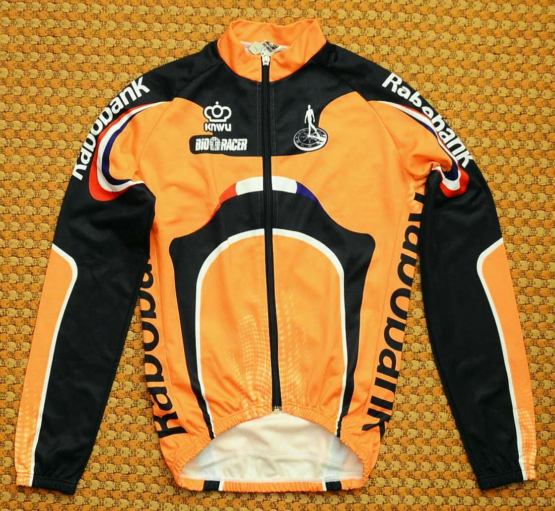 The Netherlands, Holland, Mens Cycling  Jersey by Bio-Racer, Size 1, S-XS  wholesale cheap and high quality