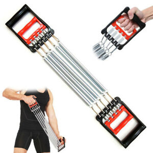 Chest-Expander-Adjustable-5-Spring-Exercise-Fitness-Strength-Training-Gripper