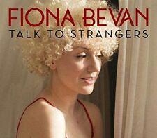 BEVAN, FIONA - TALK TO STRANGERS NEW VINYL RECORD