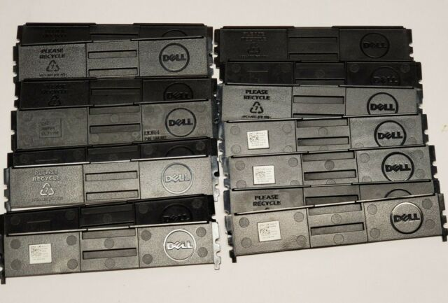 Lot of 30 Dell RAM Memory Module Filler Blank DIMM Insert52P2C 052P2C