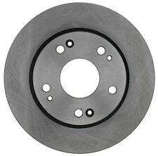ACDelco 18A2331A Advantage Non-Coated Rear Disc Brake Rotor