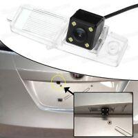 4 LED CCD Car Rear View Camera Reverse Backup for Hyundai Azera 2012-2014 2013