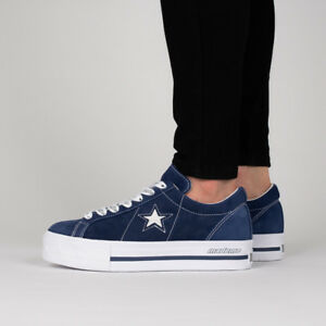 7b40ee20a99a Details about WOMEN S SHOES SNEAKERS CONVERSE X MADEME ONE STAR PLATFORM OX   562960C