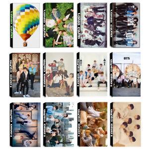 Lot-of-set-KPOP-Bangtan-Boys-Collective-Album-Posters-Photo-Card-Lomo-card