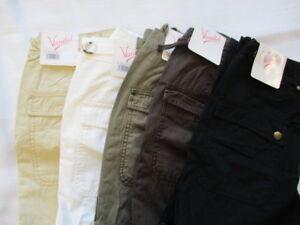 Vanilia-Tolle-Damen-7-8-Hose-TINA-PAPERTWILL-viele-Farben-amp-Groessen