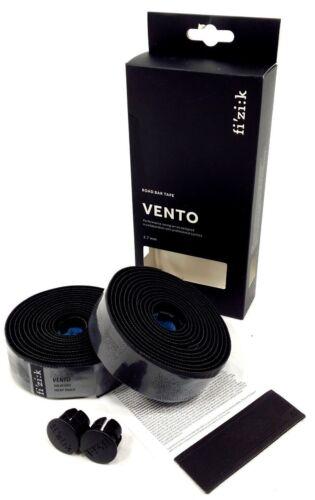 Black Fizik Vento Solocush Tacky Road Bike Handlebar Tape