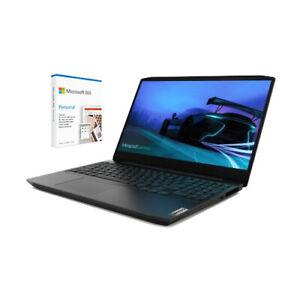 "Lenovo IdeaPad Gaming 3 15.6"" Laptop120Hz Ryzen 5-4600H 8GB 256GB SSD GTX 1650"