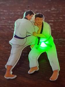 Judo Abzeichen Judo Sport Button Abzeichen Anstecker