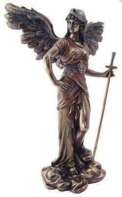 12.5 Inch Archangel Gabriel Statue Figurine Religious San Saint Angel Santo