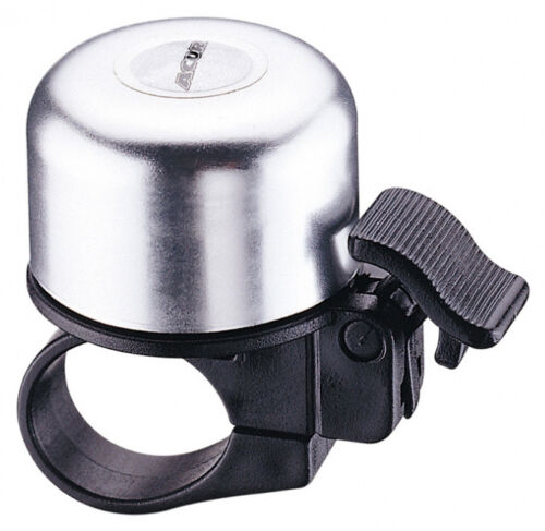 Acor Ergonomic Mini Bell with Standard Clamp Bike Cycle Bicycle Cycling