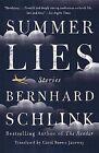 Summer Lies by Bernhard Schlink (Paperback / softback, 2013)