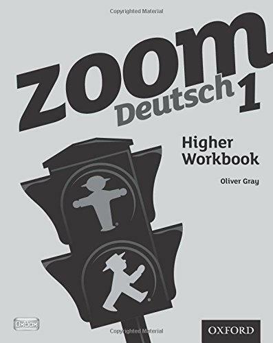 Zoom Deutsch 1 Higher Workbook Par Gris, Oliver, Neuf Livre , Gratuit