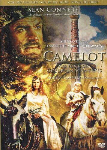 1 von 1 - CAMELOT- Der Fluch des Goldenen Schwertes, mit Sean Connery, DVD gut erhalten