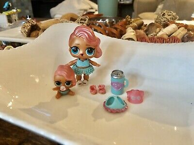 Random 14x Bgas Accessory For Lil Sister Surprise Doll Series Toy Doll Gift