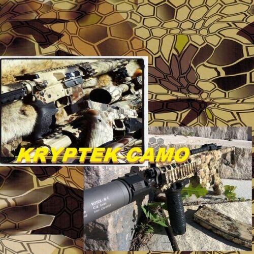 0.5M x10M Water Transfer Printing Film Hydrographic film,KRYPTEK CAMO NOMAD
