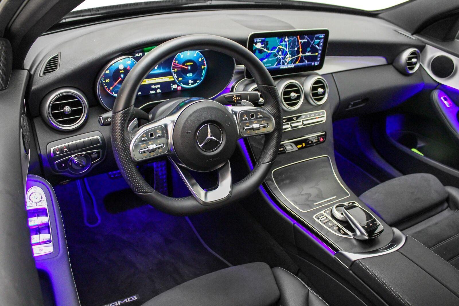 Mercedes C300 de AMG Line aut.
