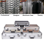BORY-Aluminum-Hard-Case-Carrying-Suitcase-Home-Business-Toolboxes-Briefcase thumbnail 1