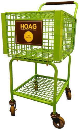 Hoag Lehre Tennisbälle Wagen - Halter 350 Tennisbälle - - - Grün fee262