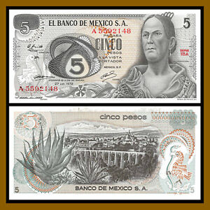 Banknote Cat# P.116e Serie X 9.11.2005 Polymer Unc Responsible Mexico 20 Pesos