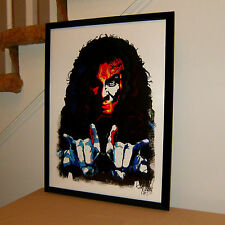 Ronnie James Dio, Heavy Metal, Vocals, Elf, Rainbow, Sabbath,18x24 POSTER w/COA
