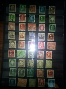 Baviera LOT FRANCOBOLLI STAMPS sellos Timbres