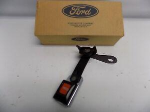 Details About New Oem 96 97 Ford Explorer Seatbelt Seat Belt Buckle End Rear Left Hand Side