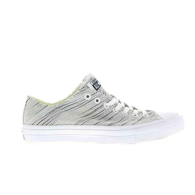Mens CONVERSE CTAS II OX White Trainers 151089C