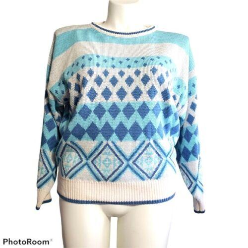 Rainbow Ridge plus Vintage sweater - image 1