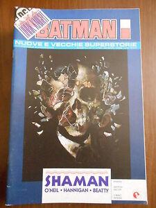 BATMAN-nuove-e-vecchie-storie-anno-secondo-n-11-1993-fumetto-super-eroi