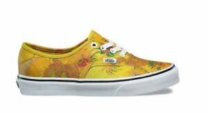 2801fa2d30c5 Image is loading Vans-Authentic-Vincent-van-Gogh -Sunflowers-VN0A38EMU3W-Limited