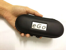 eGo Case Electronic Cigarette Box Leather Zip Kit Bag for Single E-cig S Size