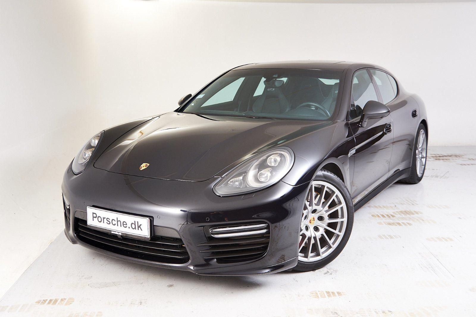 Porsche Panamera GTS 4,8 PDK 5d - 9.972 kr.