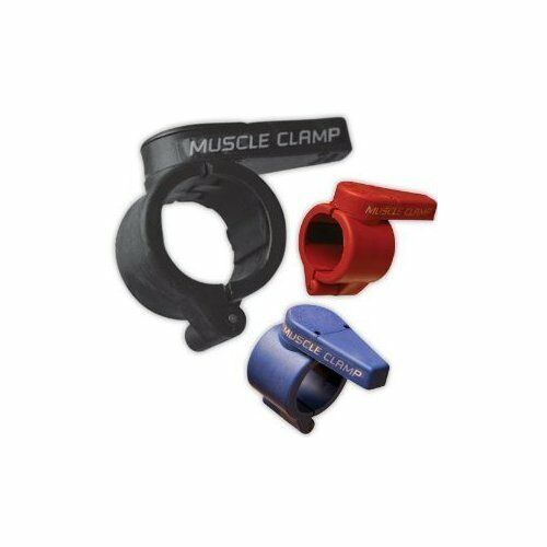 Muscle Clamp Olympic Collars (Pairs)  Choose Your color  at the lowest price