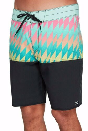 Size 36 NWT Billabong Fifty50 Recycler Pro Boardies Board Shorts RRP $79.99.