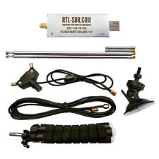 1ppm TCXO SMA Software Defined Radio Dongle With 2x Telescopic Antennas