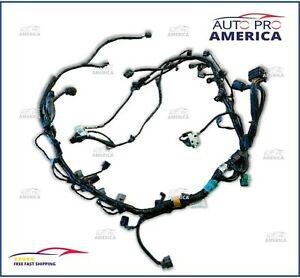 new oem ford 1998-2002 lincoln town car crown vic engine wire wiring harness  | ebay  ebay
