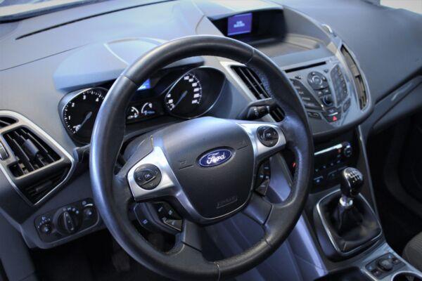Ford C-MAX 1,6 TDCi 115 Titanium billede 6