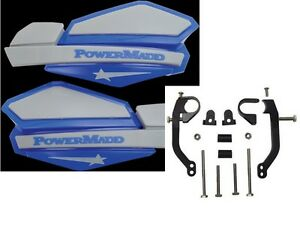 Proteges-mains-PowerMadd-Star-Series-Bleu-gris-fixations-tous-guidons