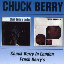 Chuck Berry - Chuck Berry in London / Fresh Berry's [New CD]