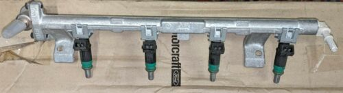 Ford Fiesta Focus and Puma Injector Rail for Zetec