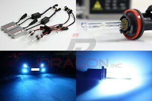 H11-10000K-Azul-Cool-55W-Slim-AC-Lastre-Conversion-Hid-Kit-Xenon-Bombilla