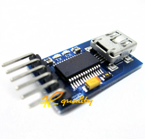 5PCS FT232RL FT232 USB to Serial adapter module USB TO 232 Arduino pro mini new