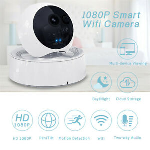 1080P-Baby-Dog-Cat-Pet-Monitor-Indoor-IP-Camera-Day-amp-Night-PTZ-2-Two-Way-Audio