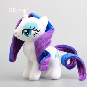 Cartoon-Unicorn-Rarity-Plush-Doll-12-039-039-Soft-Stuffed-Plushie-Cuddly-Toy-Kids-Gift